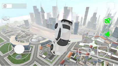 Fly-ing Sports Car Sim-ulator 3Dのおすすめ画像1