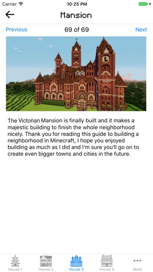 House Building Ideas Guide For Minecraft Pe On The App Store