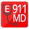 With the E911MD app, you can have an online visit with dietitian, psychologist or Board certified Doctors anytime 24/7 from your home, office or on the go