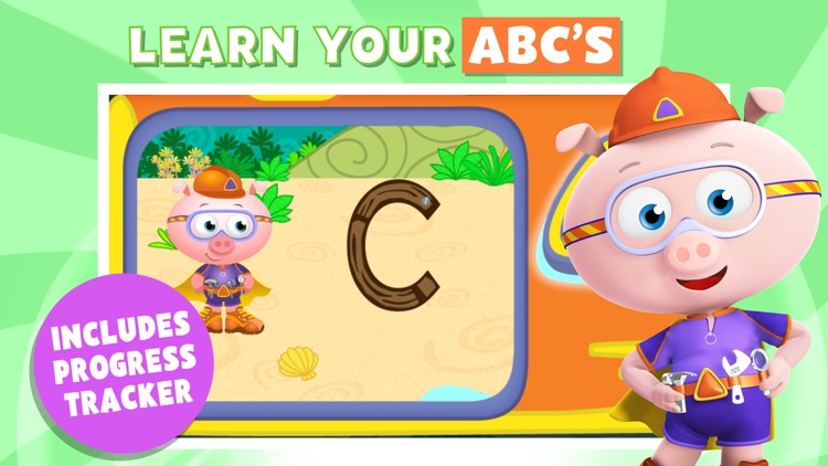 Super Why! ABC Adventures screenshot-2