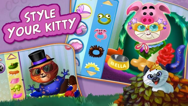 Kitty Cat Pet : Dress Up & Play