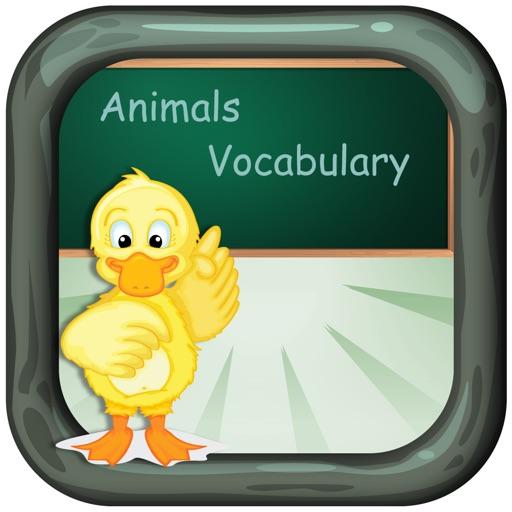 Animals Vocabulary Game for Kids