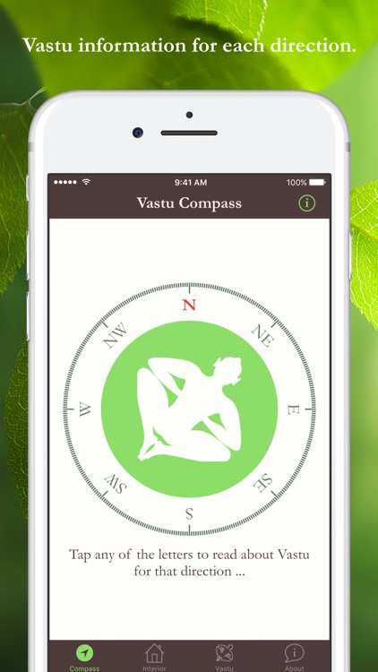 Vastu Compass: home, harmony, the laws of Nature