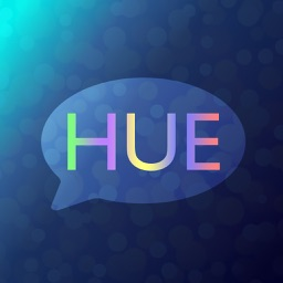 Hue - Color Bubbles and Text for Messages
