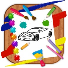 Activities of HandPaint Cars - Cars coloring book for toddlers