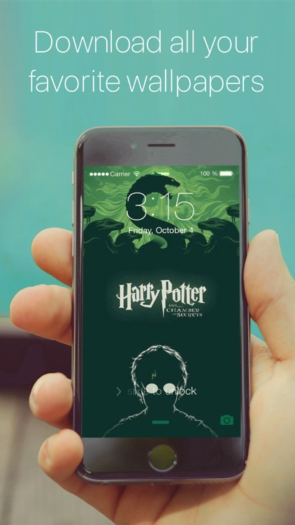 Cool Wallpapers For Harry Potter Online 2017 screenshot-4
