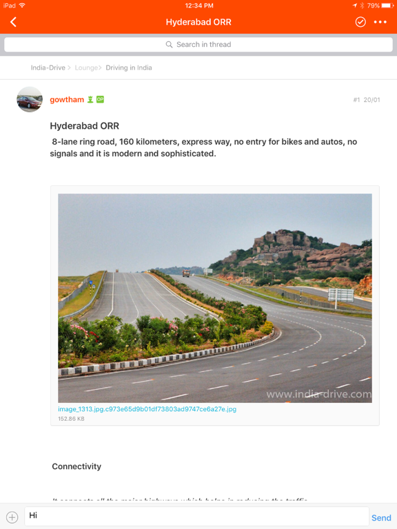 india-drive screenshot 5
