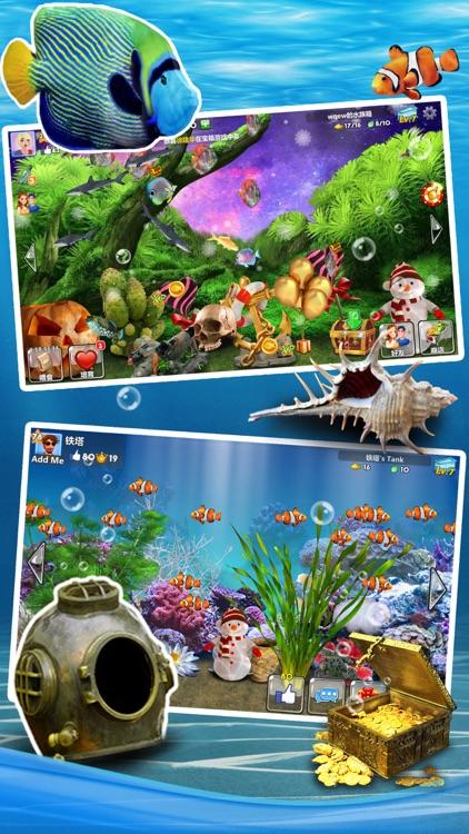 Aquarium : Fish Family Games