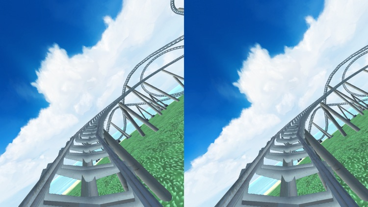 VR Roller Coaster Virtual Reality
