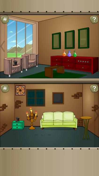 Escape the Room 3:Chamber Escapist Games