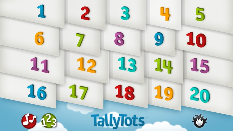 TallyTots Counting