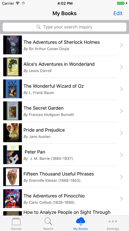 Audiobooks 7K+ - High Quality Audio Books Library screenshot-3