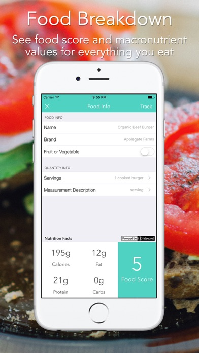 Food Score Calculator for Weight-Loss Nutrition by Cloforce LLC ...
