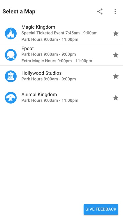 Merlins Magic Map for Disney World screenshot-3