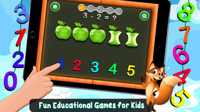Kids Numbers & Math Magic - Preschool Learning screenshot one