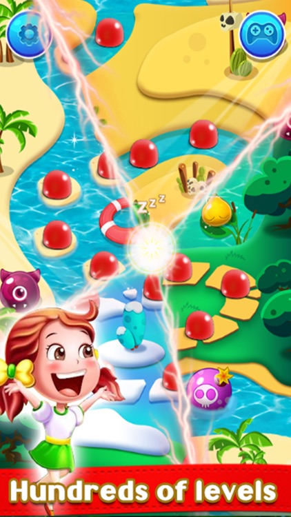 Fruit Splash Match