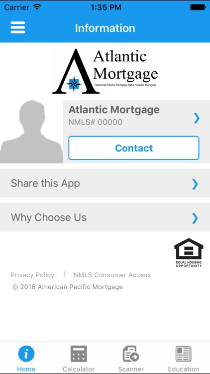 Atlantic Mortgage App screenshot-0