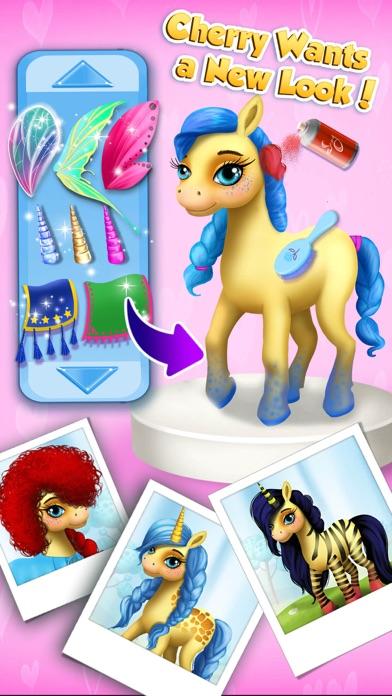 Pony Girls Horse Care Resort 2 - Style & Dress Up screenshot 2
