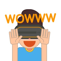 Virtual Reality Stickers 1