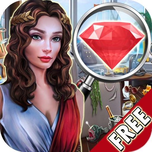 Free Hidden Objects:Mystery Match Hidden Object iOS App