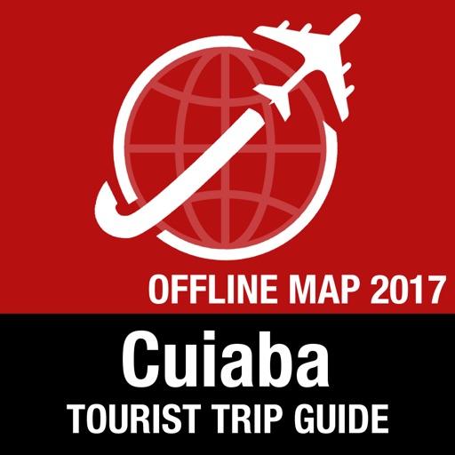 Cuiaba Tourist Guide + Offline Map