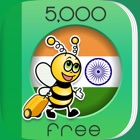 5000 Phrases - Learn Hindi Language for Free icon