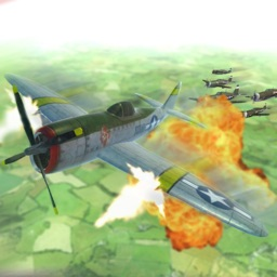 Dogfight Old WW2 War Planes Combat Simulator 3D