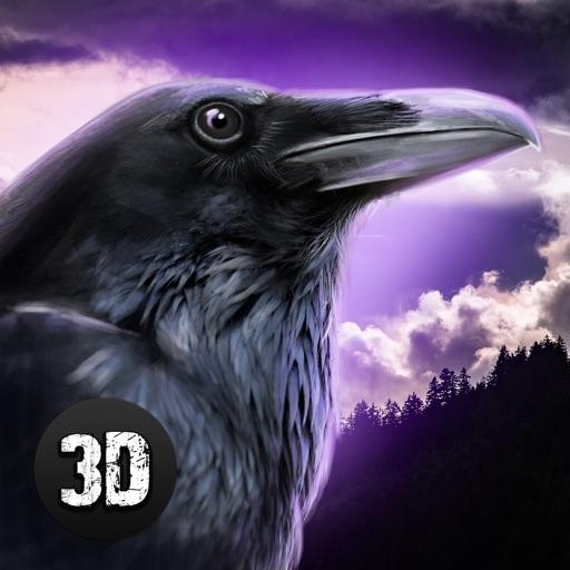 Wild Life: Flying Crow Bird Simulator