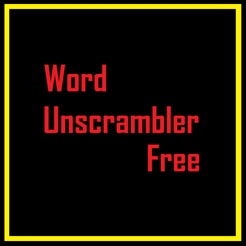 Word Unscrambler Free 4+