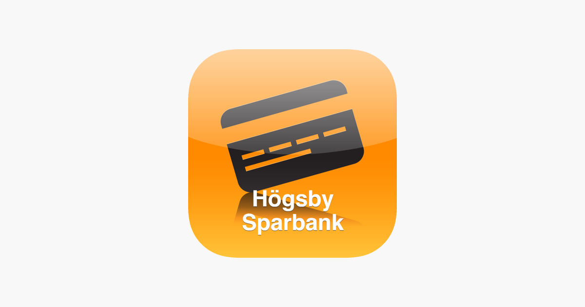 Betalkortet Hogsby Sparbank On The App Store