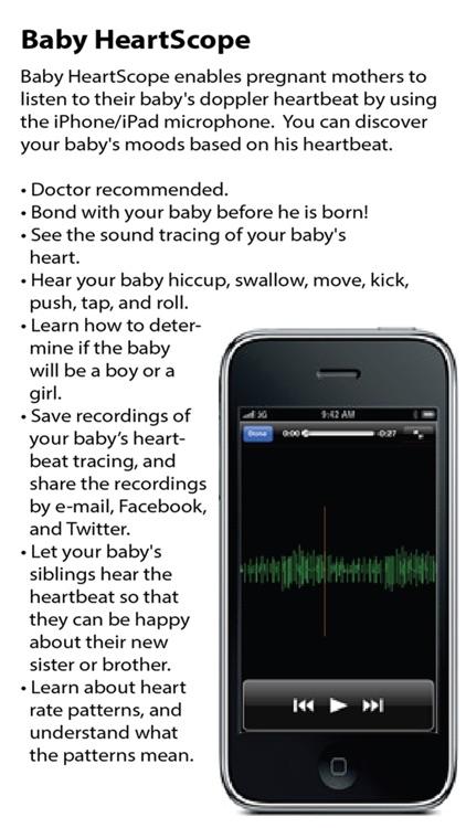 Baby Heart Doppler Obstetric