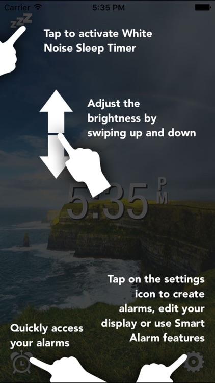 Smart Alarm  - Sleep cycle saving alarm. Lite HD.
