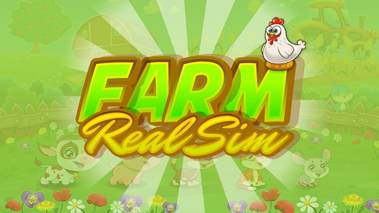 Farm Games Simulator - Country Animals Tycoon Day