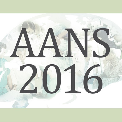 2016 AANS Annual Meeting
