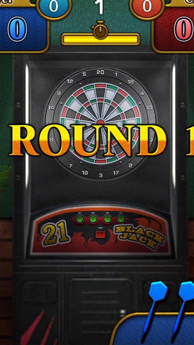 World  2017 Darts Free Edition Screenshot on iOS