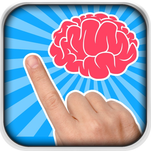Fingers vs Brain icon