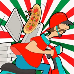 Hunting Pizza Roberto The Pizza Delivery By Diego Perez