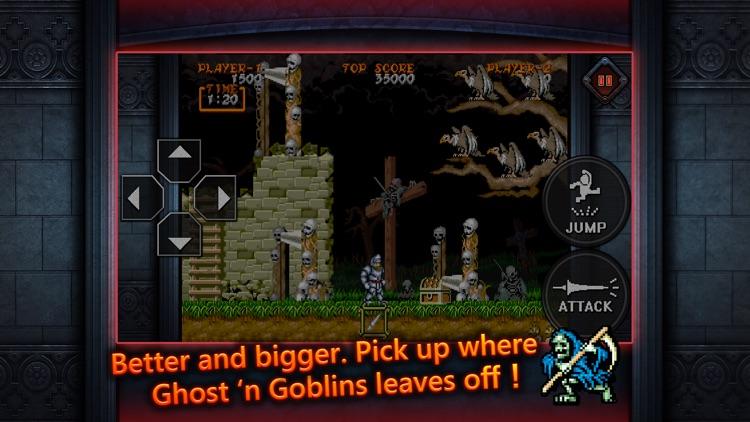 Ghouls'n Ghosts MOBILE