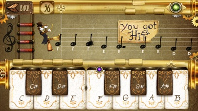Note Fighter screenshot1
