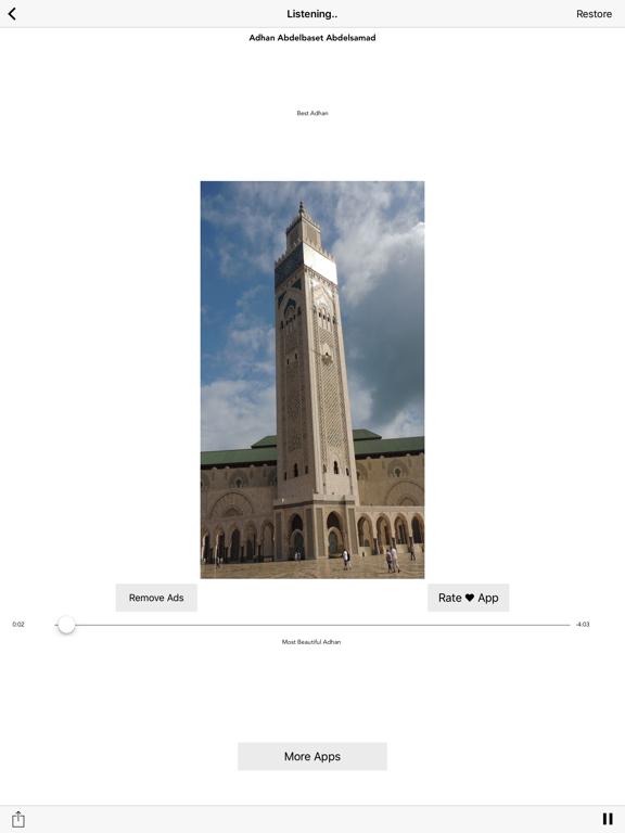 Most Beautiful Voice Of Adhan-Islamic Azan Prayers | App