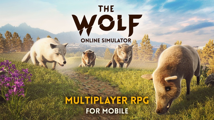 The Wolf: Online RPG Simulator screenshot-0