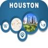 Houston TX  Offline City Maps Navigation