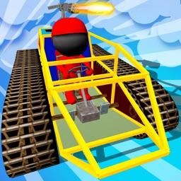 Rally Trax Racing - Fun Racing Games For Kids