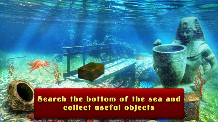 Can You Escape From The Sea ? screenshot-3