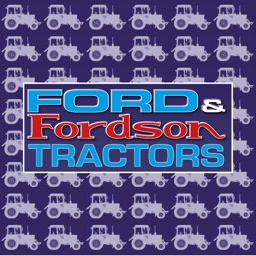 Ford & Fordson Tractors Magazine