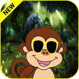 Impossible Banana Monkey King Jungle Run