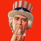 Posters America - advertising, war, cinema icon