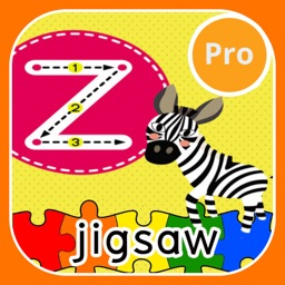 Kids ABC Jigsaw Puzzle Games:Toddler Learning Free