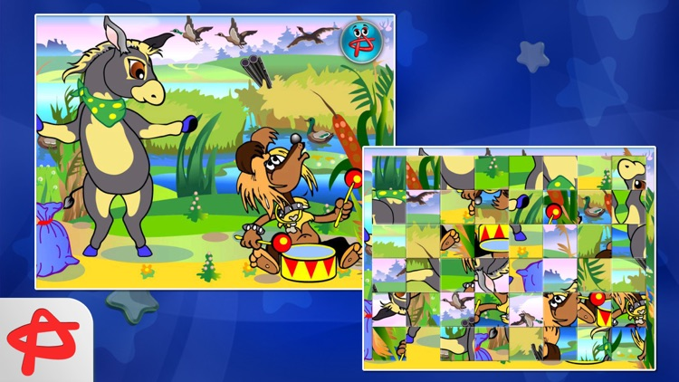 Jigsaw Puzzle: Free Game for Kids screenshot-3