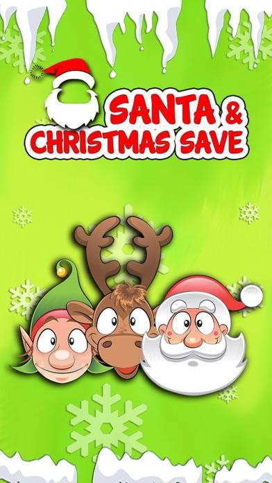 Santa And Christmas Save screenshot one